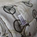 Biciklitúra, Baba-mama-gyerek, Baba-mama kellék, Gyerekszoba, Falvédő, takaró, Varrás, Unisex babatakaró a biciklizés szerelmeseinek. Az egészséges életmódra nevelést nem lehet elég korá..., Meska