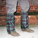 Kamásli,nadrágvédő, Férfiaknak, Ruha, divat, cipő, Varrás, Ez egy vízlepergető nadrágvédő avagy kamásli.Húzd rá a nadrágodra.Esős időben megvédi a nadrágod sz..., Meska