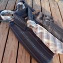 Bagging Zak Földközelben  ing + nyakkendő táska, Táska, Válltáska, oldaltáska, Szatyor, Tarisznya, Egy ingből és egy nyakkendőből készült ez a praktikus, sokzsebes táska. A szabásmintáját is én készí..., Meska