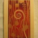 Klimt II. 10 x 17 cm organikus tűzzománc, Képzőművészet, Festmény, Festmény vegyes technika, Tűzzománc, Tűzzománc kép vörösréz lemezen. A tűzzománc mérete; 10 cm x 17 cm. Postázás az aktuális postai díjs..., Meska
