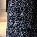 RENDELHETŐ - Ónix és romantika - női ruha, Ruha, divat, cipő, Női ruha, Ruha, Varrás, Kellemes pamut anyagból készült egész ruha. Klasszikus fekete-fehér színösszeállítása, és az elegán..., Meska