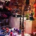 AKCIÓ ! Mini Grincsfa / Manófa 4., Dekoráció, Ünnepi dekoráció, Virágkötés, A Grincsfa nagyon modern és mutatós dísz a téli, karácsonyi ünnepek alatt.  A grincsfa alapja több ..., Meska