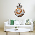 Star Wars BB8 mintás falmatrica, Dekoráció, Falmatrica, Fotó, grafika, rajz, illusztráció, Star Wars BB8 mintás falmatrica  Mérete kb. 50x70 cm  Készleten van, bármikor rendelhető!  A termék..., Meska