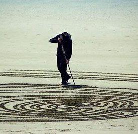 """Sand Man"""