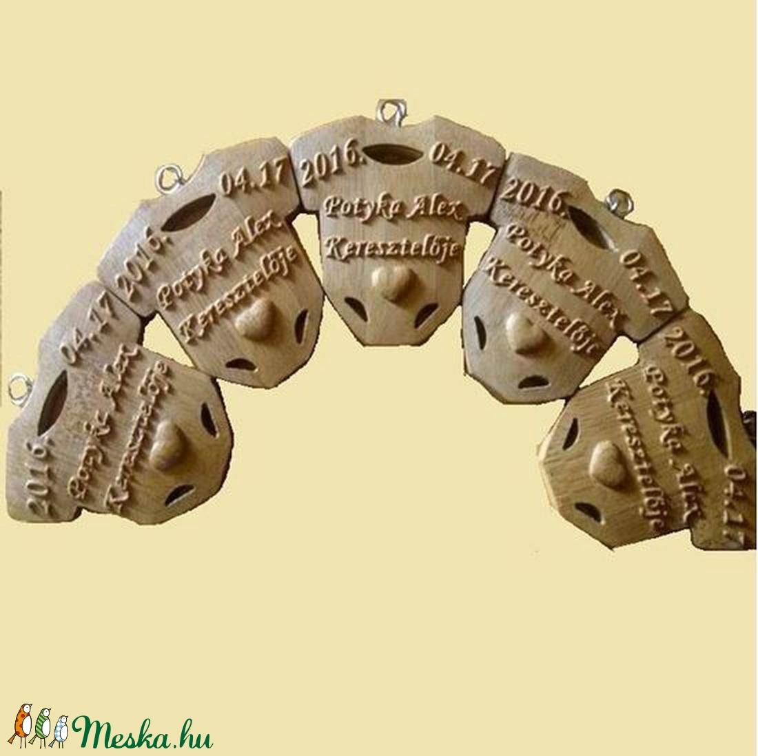 Baba kulcstartó (3Dfamuves) - Meska.hu