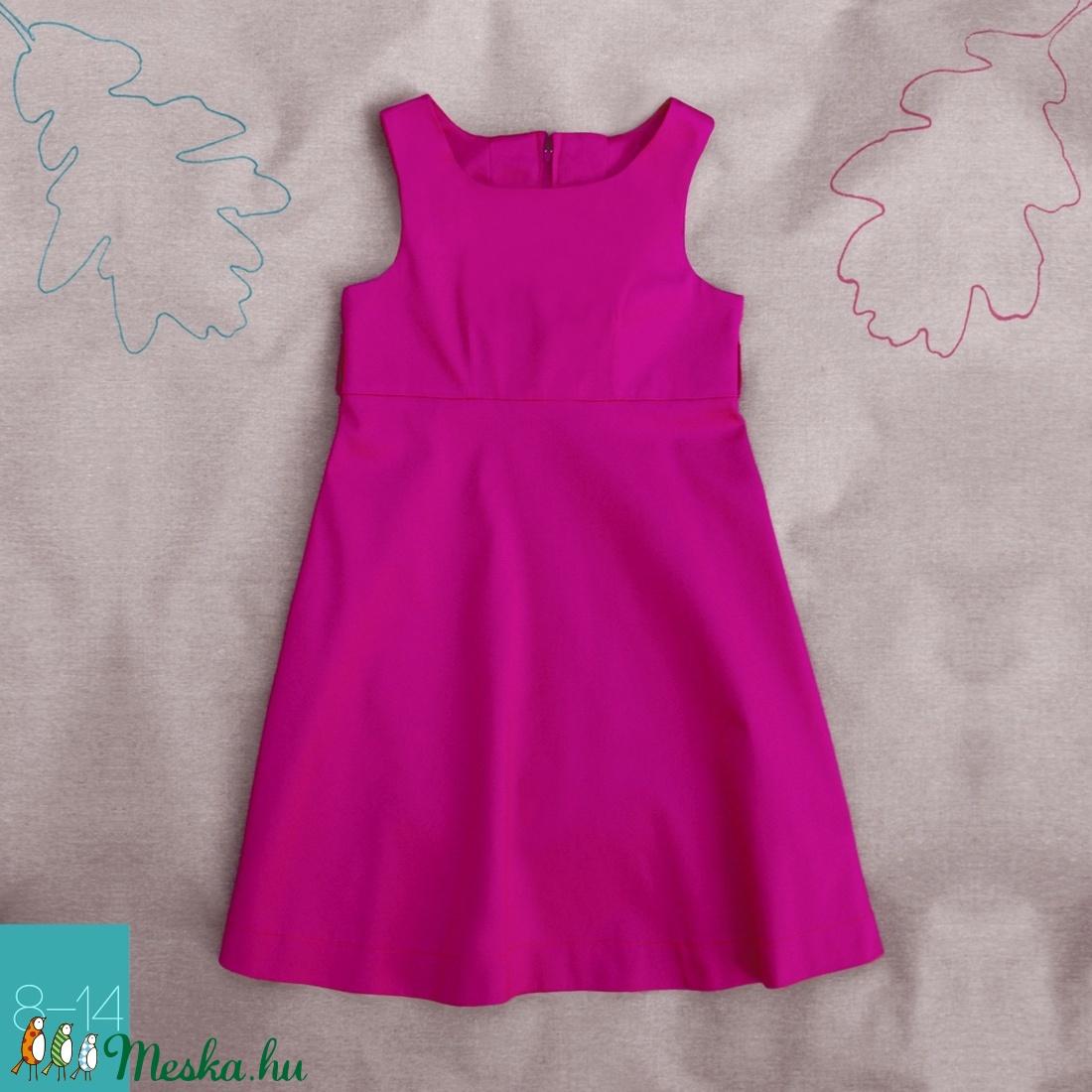 Orgona_lány ruha 146-os (10-11 éves) (814GIRL) - Meska.hu