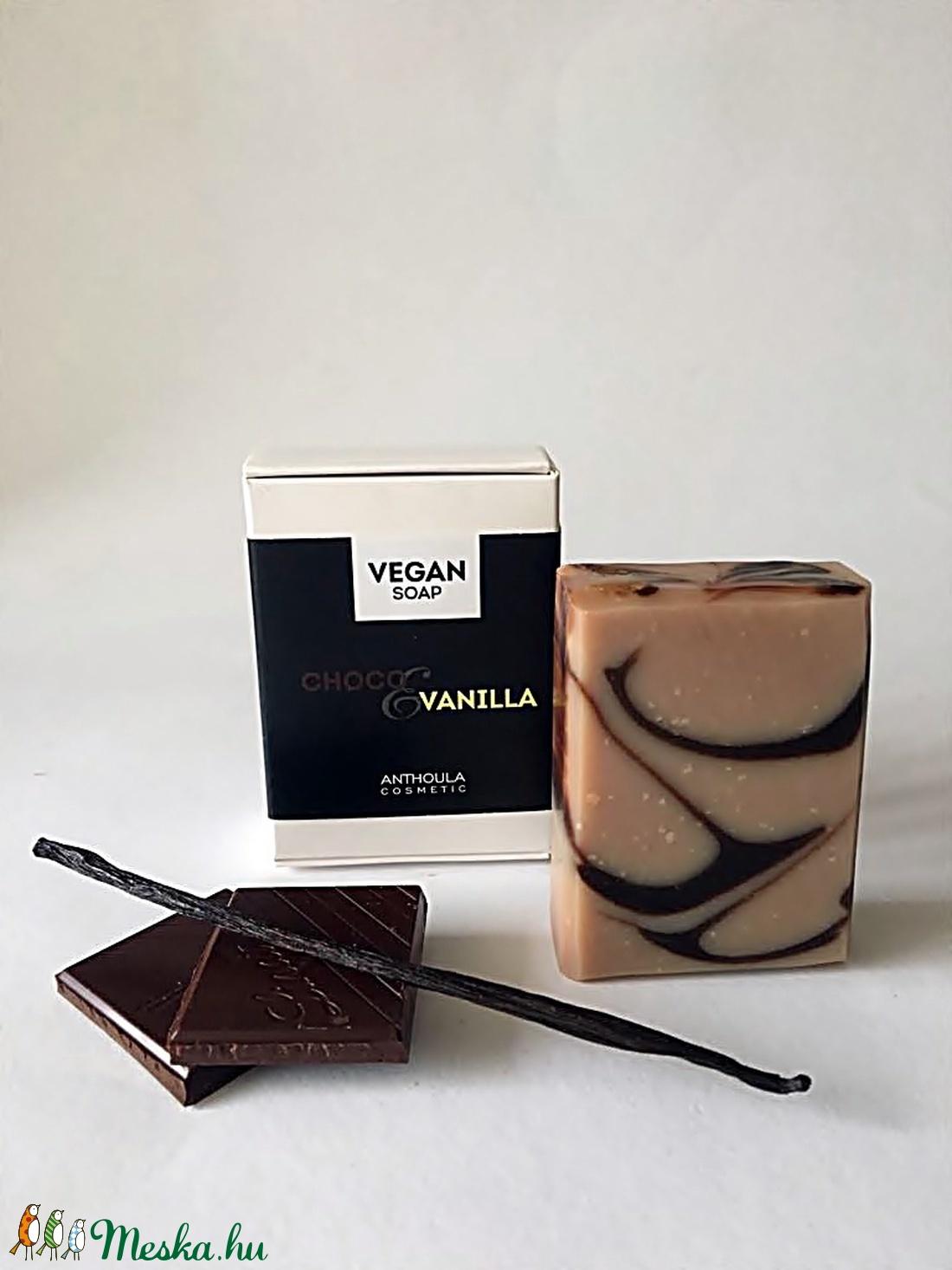 Choco Vanilla Vegán Szappan (ACcosmetic) - Meska.hu