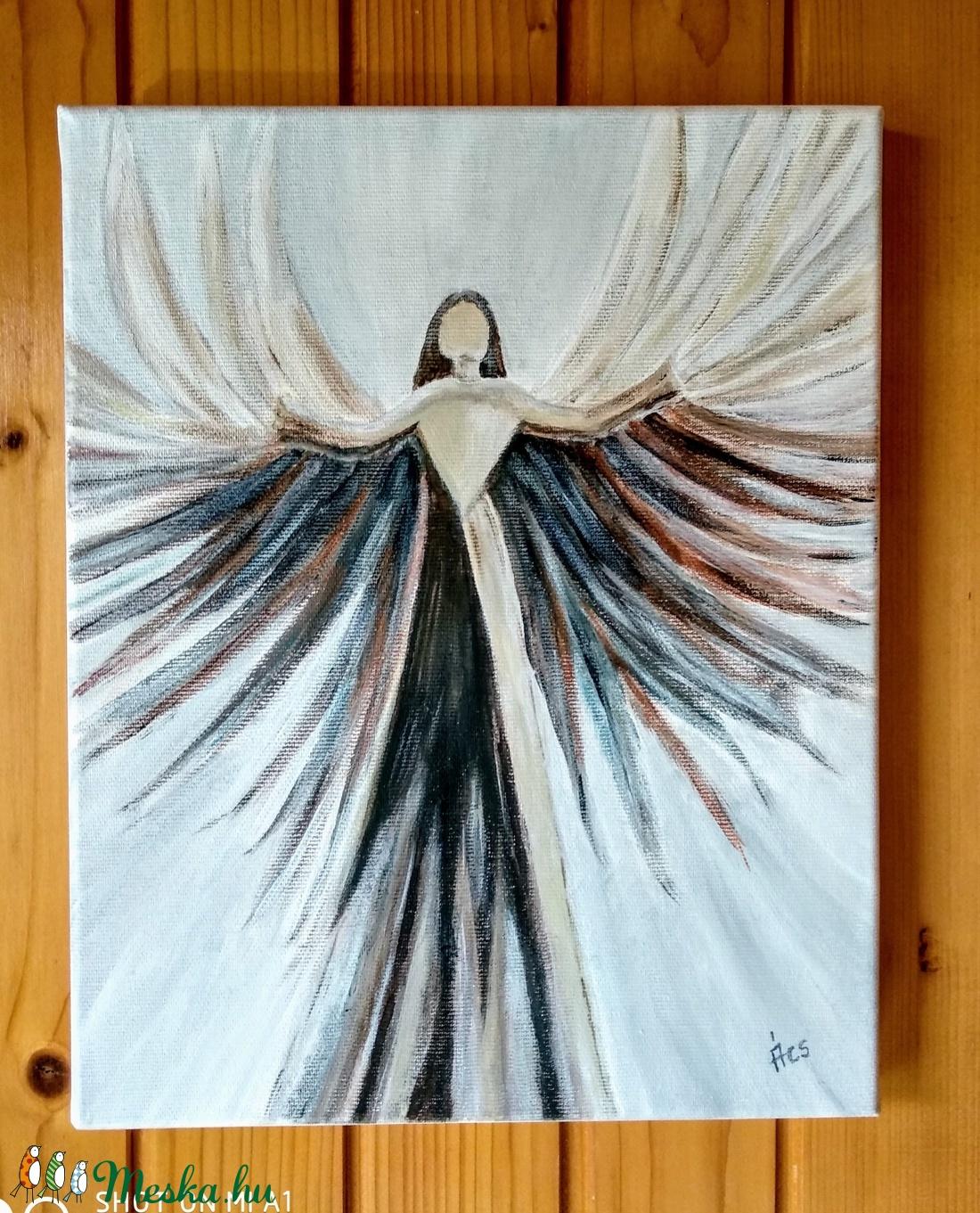 Akril festmény (acsmarta) - Meska.hu