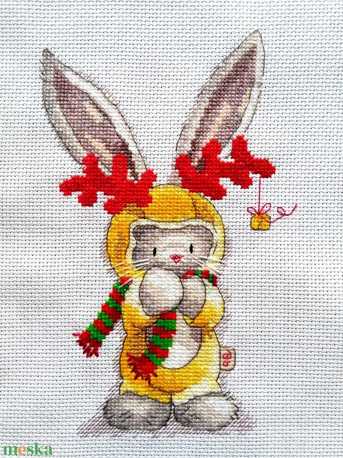 Bebunni - Rudolf, a nyúl... - Meska.hu