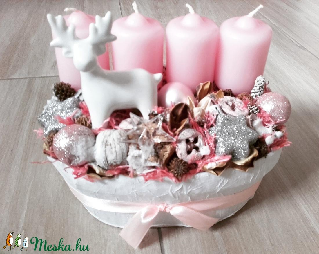 TÈLI ÁLOM advent-karácsonyi asztaldìsz, doboz, box (agiviragi) - Meska.hu