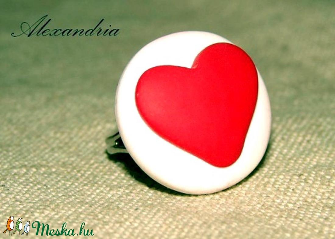 LOVE - ékszer - gyűrű - statement gyűrű - Meska.hu
