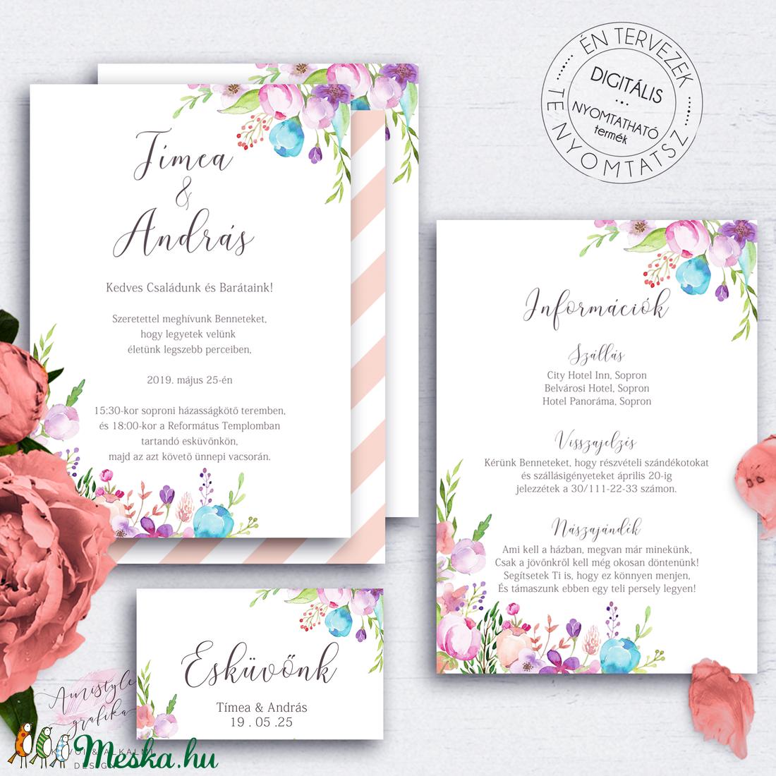letölthető képek esküvői meghívóra Digitálsi Esküvői Meghívó   MuzicaDL letölthető képek esküvői meghívóra