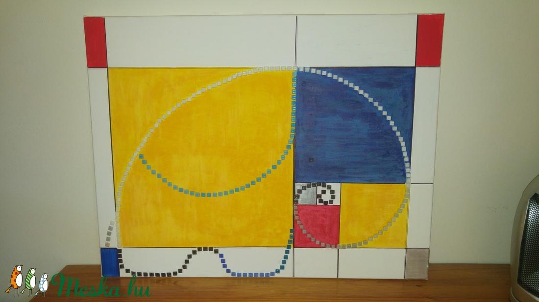mozaik elefánt falikép/ festmény (andreakosar) - Meska.hu