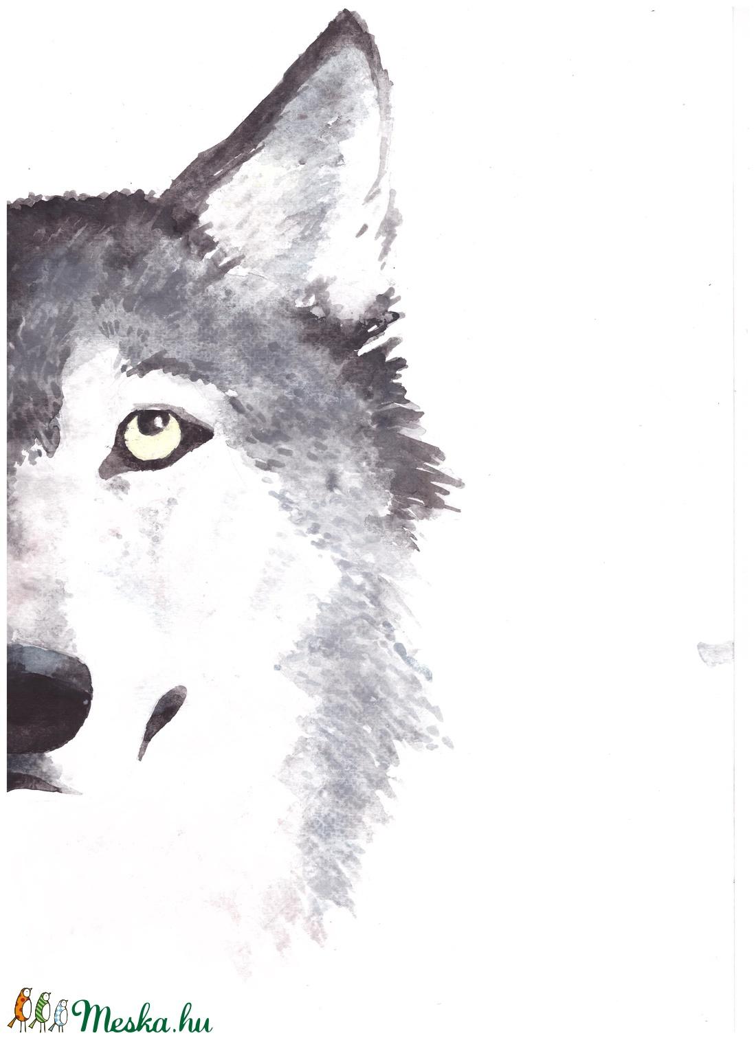 Farkas (Angyalpottyantas) - Meska.hu