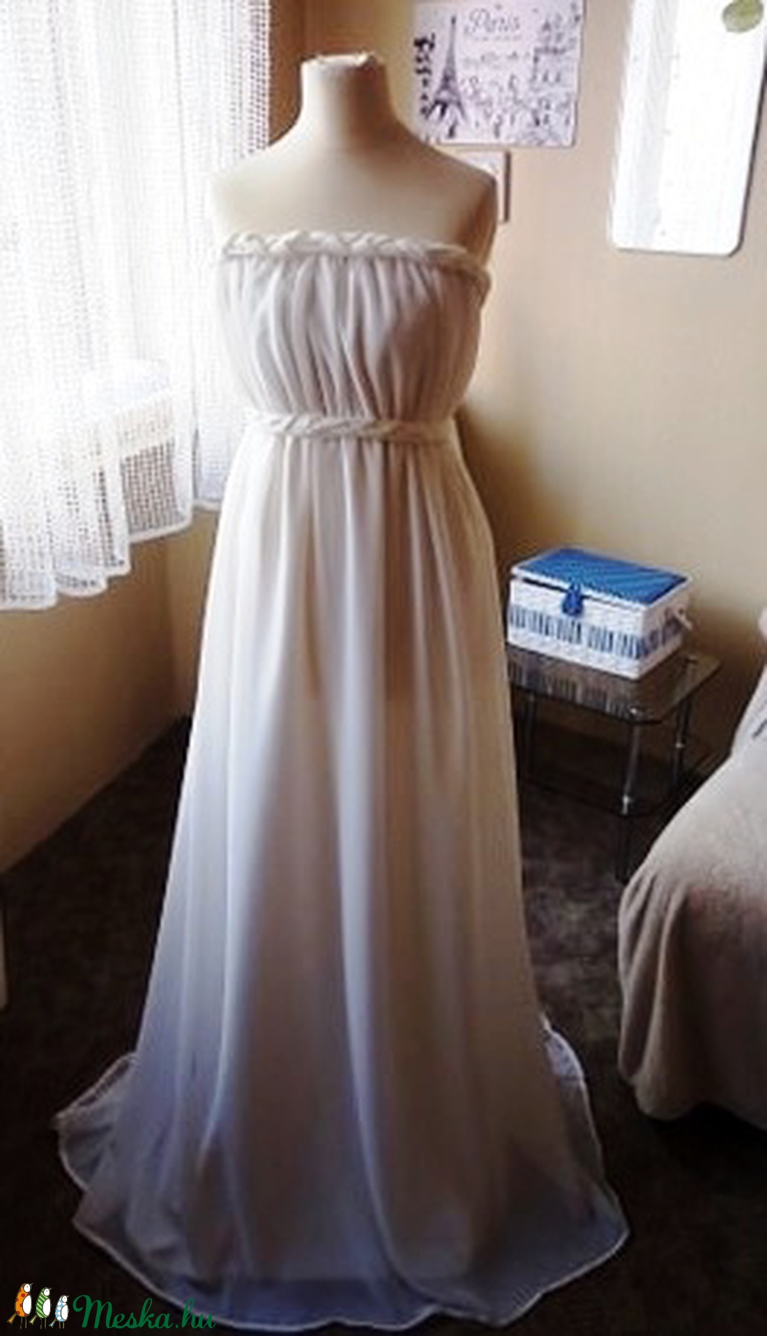 kismama esküvői ruha (Annamarifashion) - Meska.hu