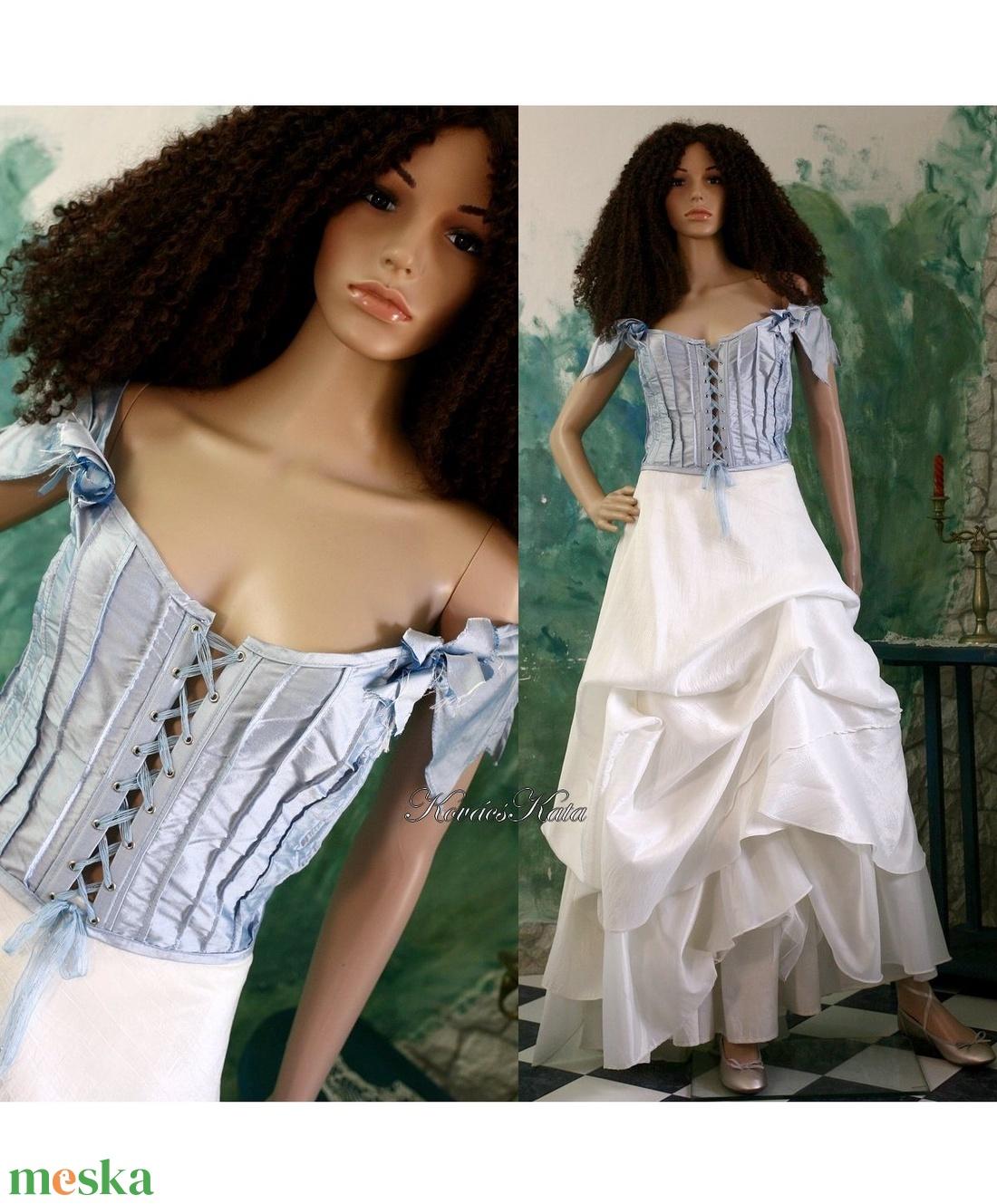 MARY-JANE - menyasszonyi ruha (Aranybrokat) - Meska.hu c3d06c8343
