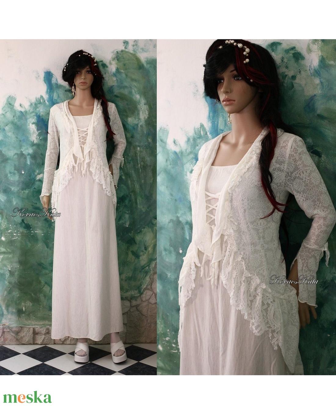 RHEIA - menyasszonyi ruha (Aranybrokat) - Meska.hu 27758c7ddd