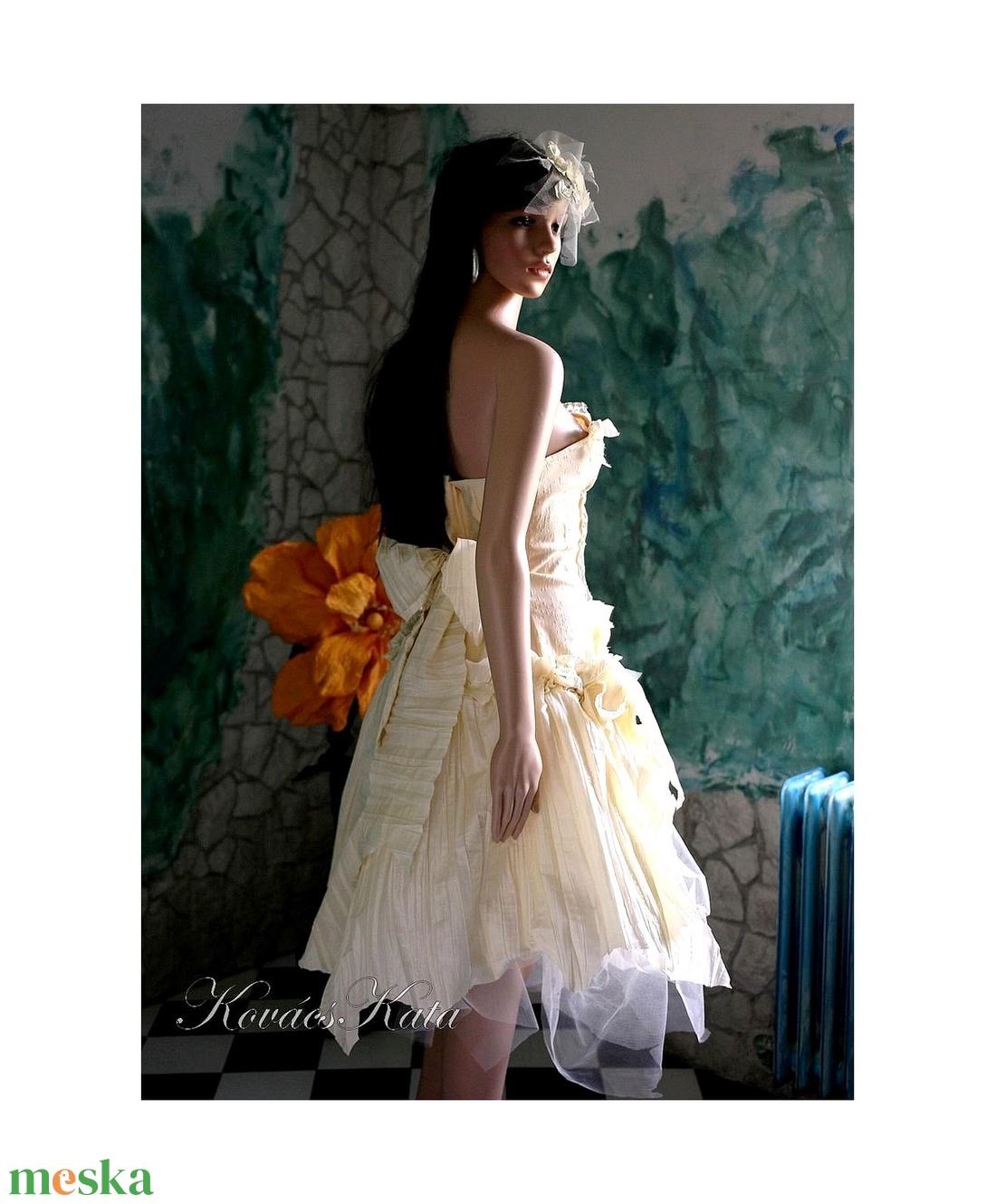 MIMI - menyasszonyi ruha (Aranybrokat) - Meska.hu 1fd0d8d6ff