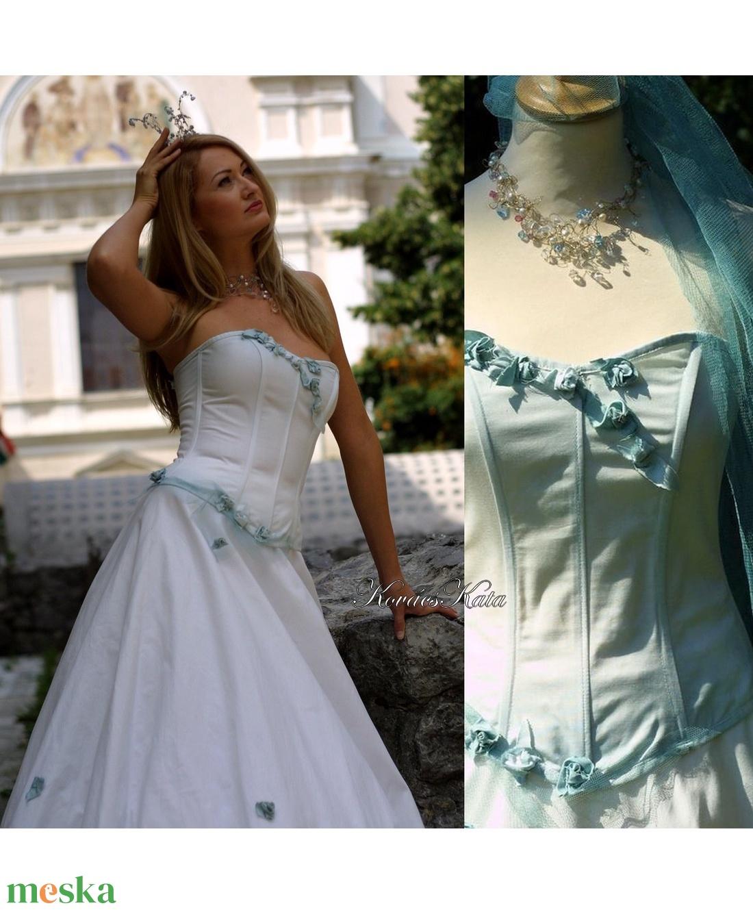 OLGA - menyasszonyi ruha (Aranybrokat) - Meska.hu 9940ff0eaf
