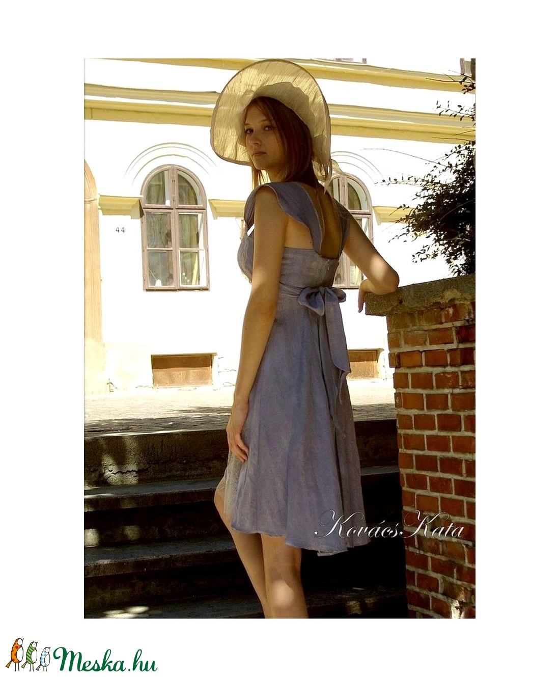 LEVENDULA-KISASSZONY - ruha & divat - női ruha - alkalmi ruha & estélyi ruha - Meska.hu