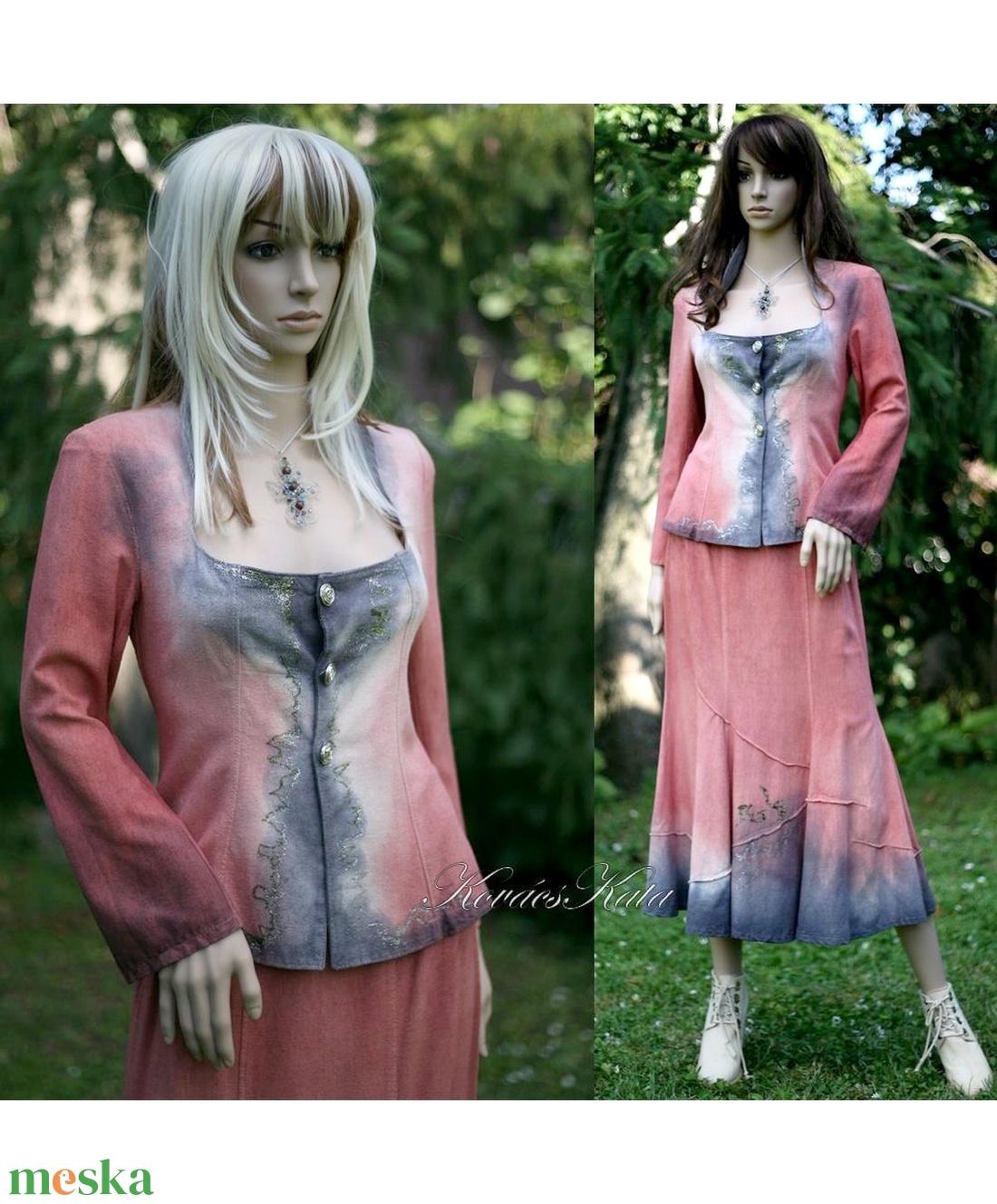 ... BURETT - iparművész örömanya kosztüm (Aranybrokat) - Meska.hu ... e7d524243d