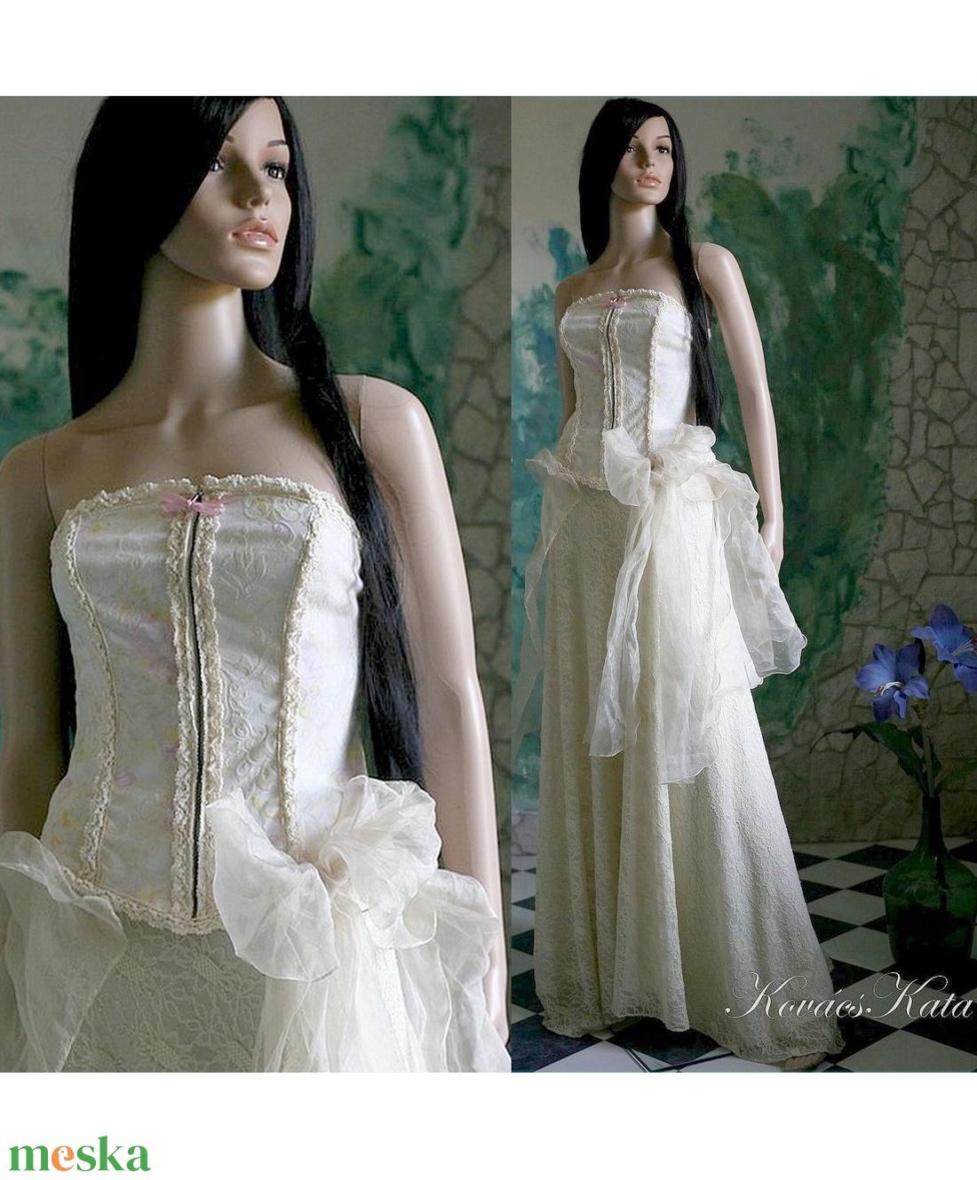 CAMILLE menyasszony (Aranybrokat) - Meska.hu 7d7c96a940