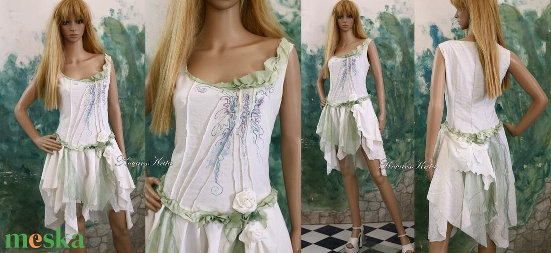 ROZITA - lolita-ruha, koktélruha - ruha & divat - női ruha - alkalmi ruha & estélyi ruha - Meska.hu