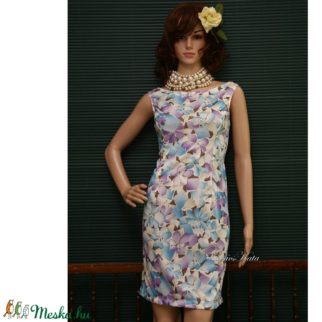 JERSEY-RUHA XL - ruha & divat - női ruha - ruha - Meska.hu
