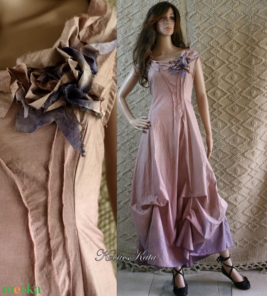 D E S I G N -  R U H Á K ..............VALERIE - romantikus ruha XL - ruha & divat - női ruha - alkalmi ruha & estélyi ruha - Meska.hu