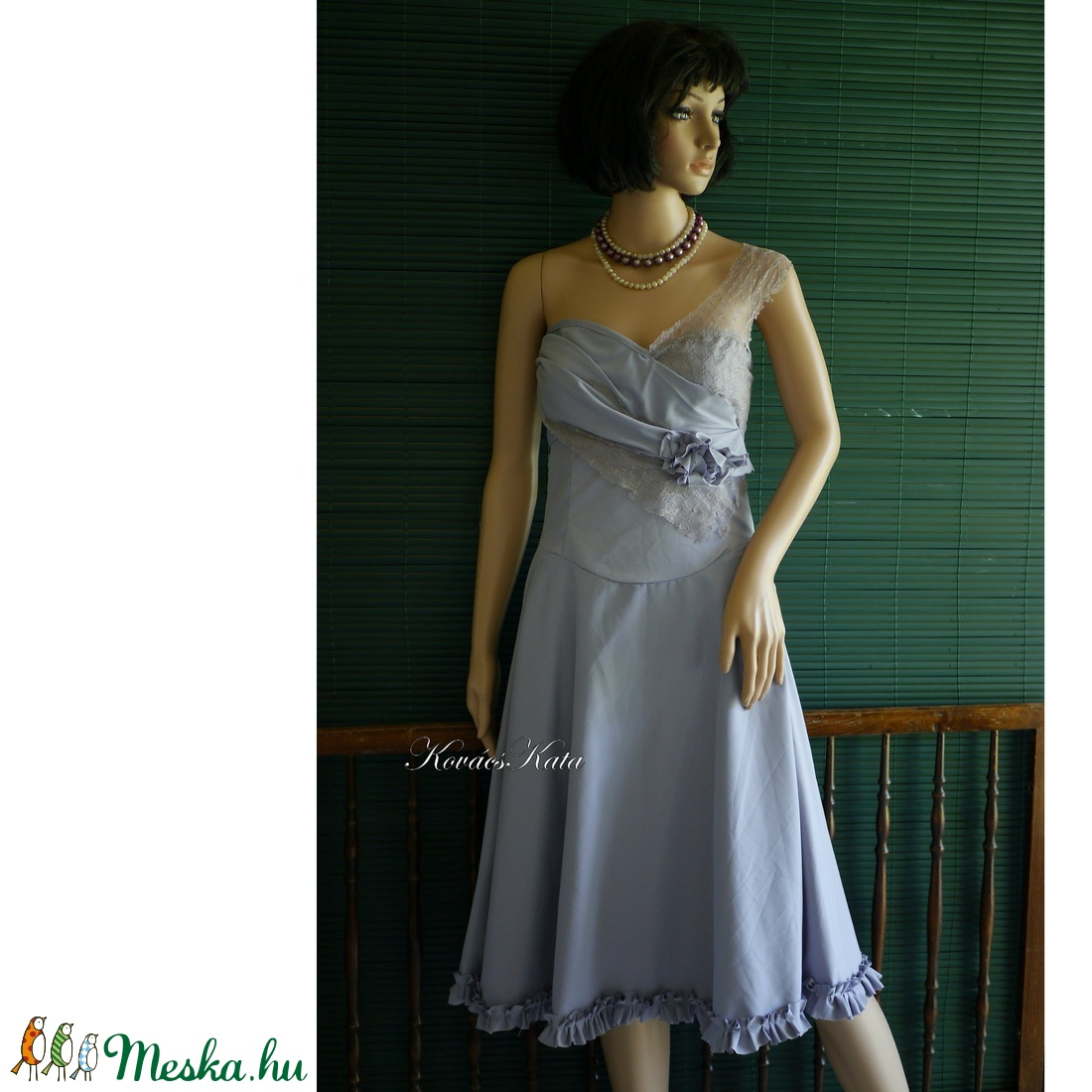 GIZA - romantikus design-ruha - ruha & divat - női ruha - alkalmi ruha & estélyi ruha - Meska.hu