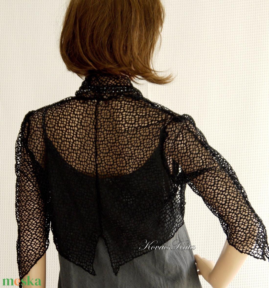 NECC-CSIPKE boleró - ruha & divat - női ruha - bolero - Meska.hu