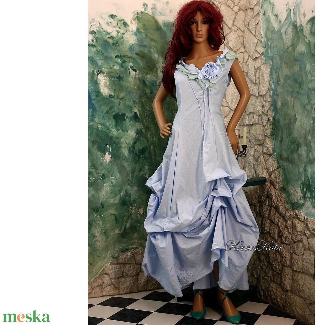 VALERIE - estélyi vagy menyasszonyi ruha - ruha & divat - női ruha - alkalmi ruha & estélyi ruha - Meska.hu