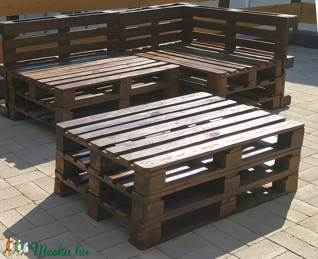 Kültéri raklap asztal (AtyeszDesign) - Meska.hu