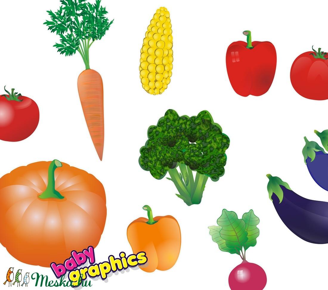 Výsledok vyhľadávania obrázkov pre dopyt zöldség rajzok
