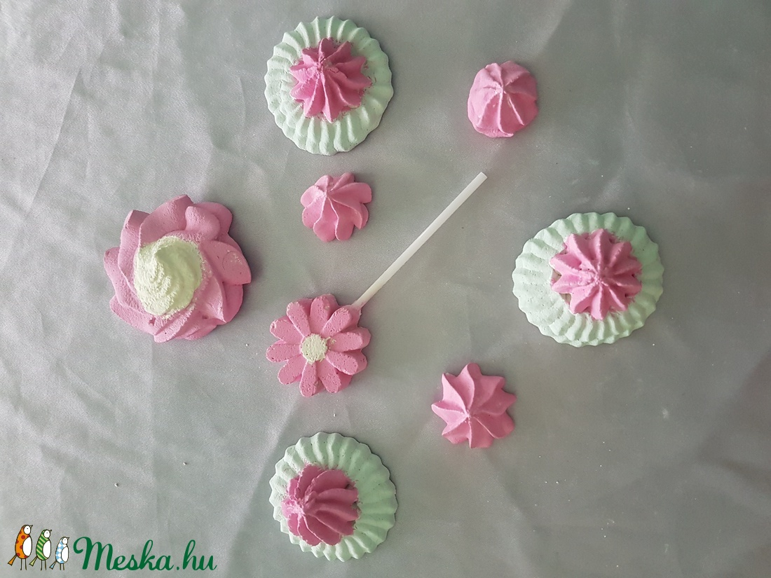 dekor kekszek - Meska.hu