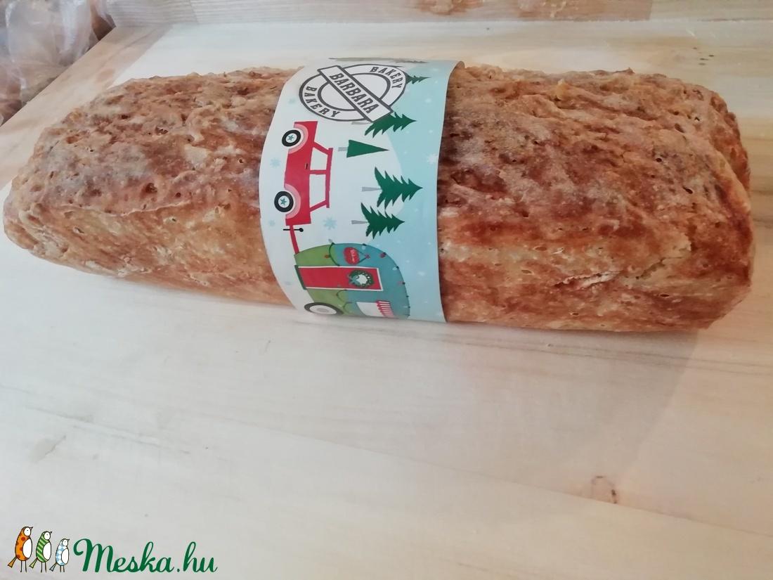 Karácsonyi kenyér - Meska.hu