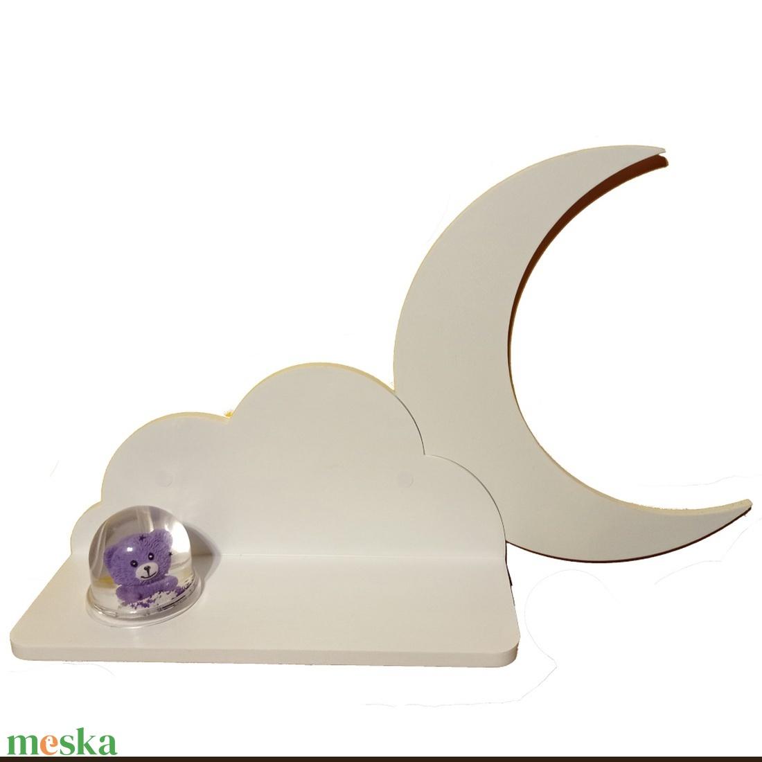 Hold (felhő polc kiegészítő) - otthon & lakás - bútor - polc - Meska.hu