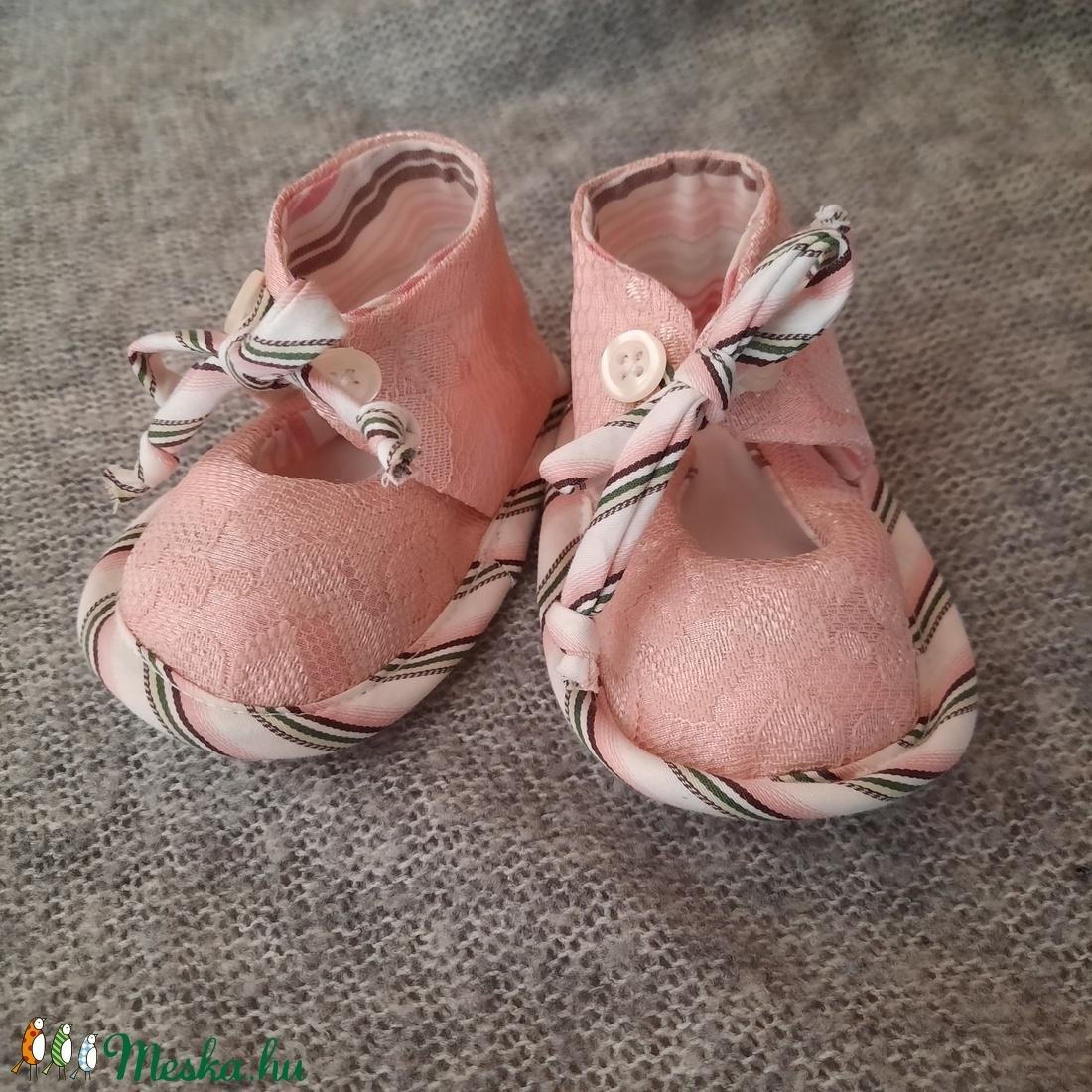 Baby cipő Angéla (Birodalom) - Meska.hu