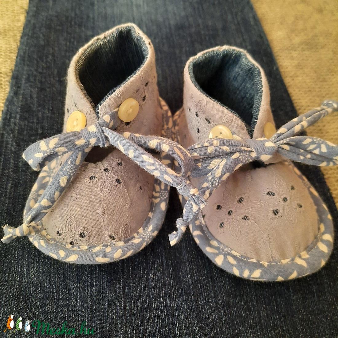 Baby cipő Ági (Birodalom) - Meska.hu