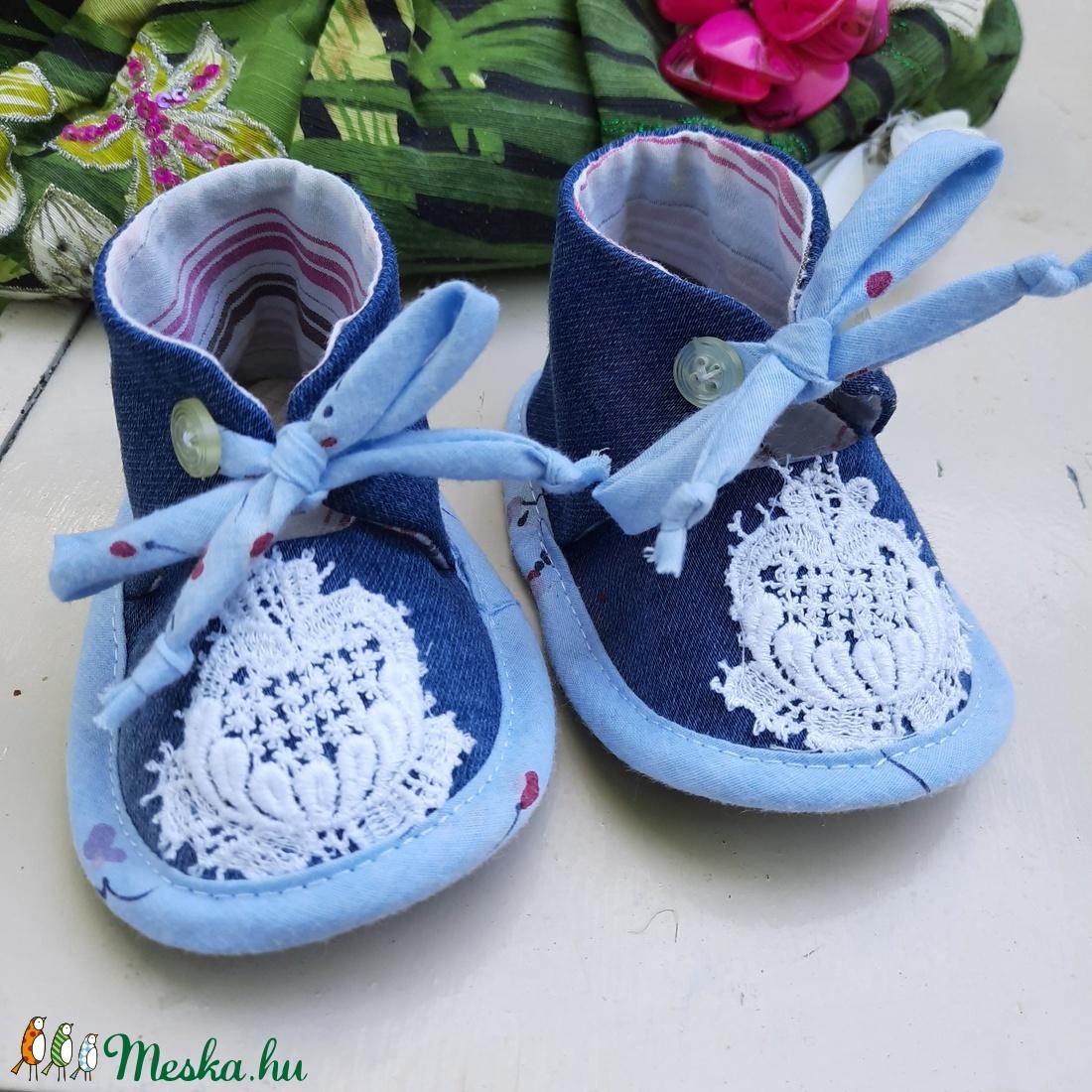 Baby cipő Bori (Birodalom) - Meska.hu