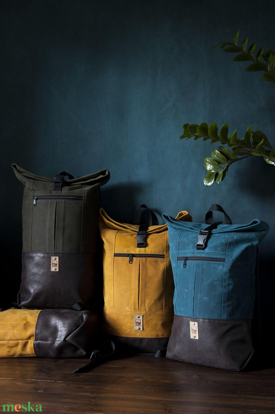 DRAKE hátizsák (választható színek) (BlackmoorBags) - Meska.hu