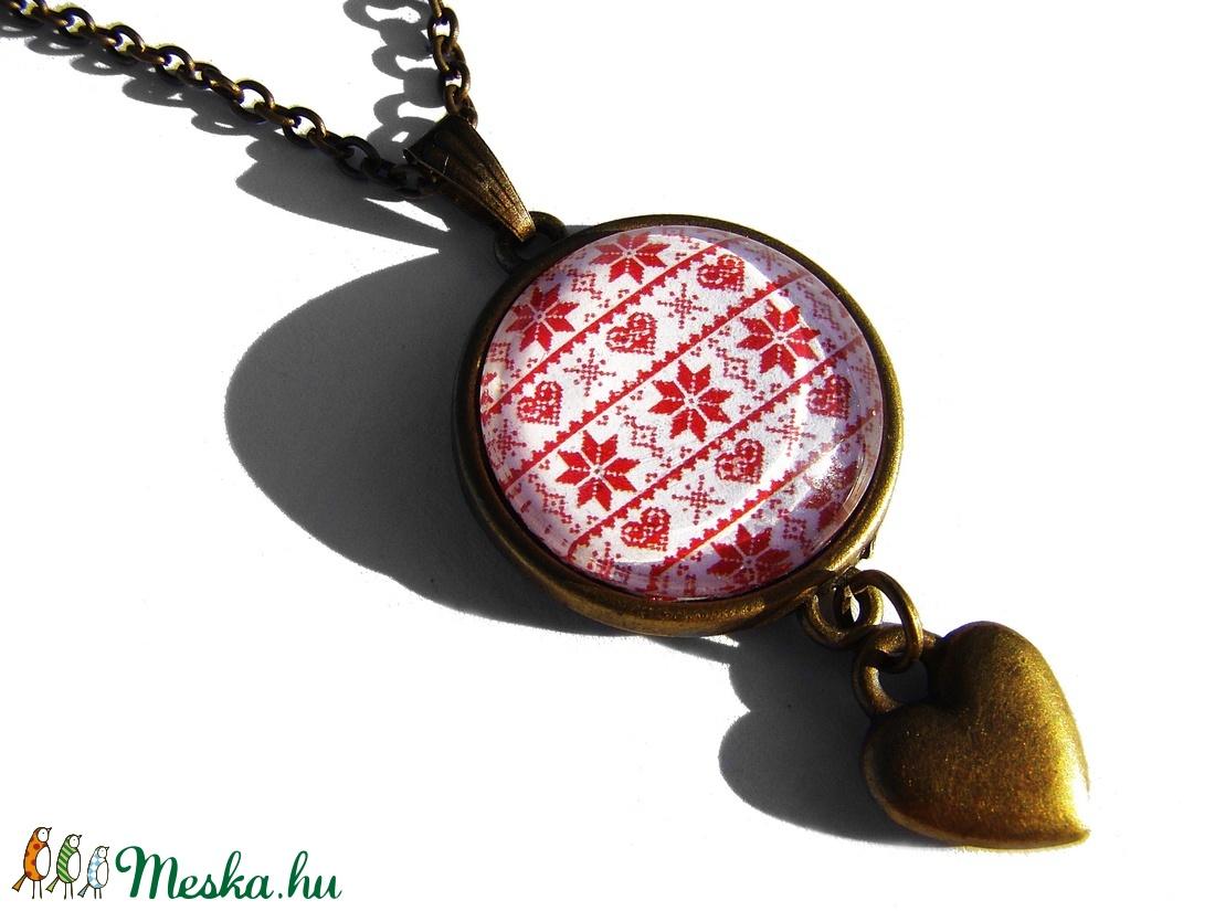 PUSZEDLI-kollekció: nyaklánc. :) (boszidora) - Meska.hu