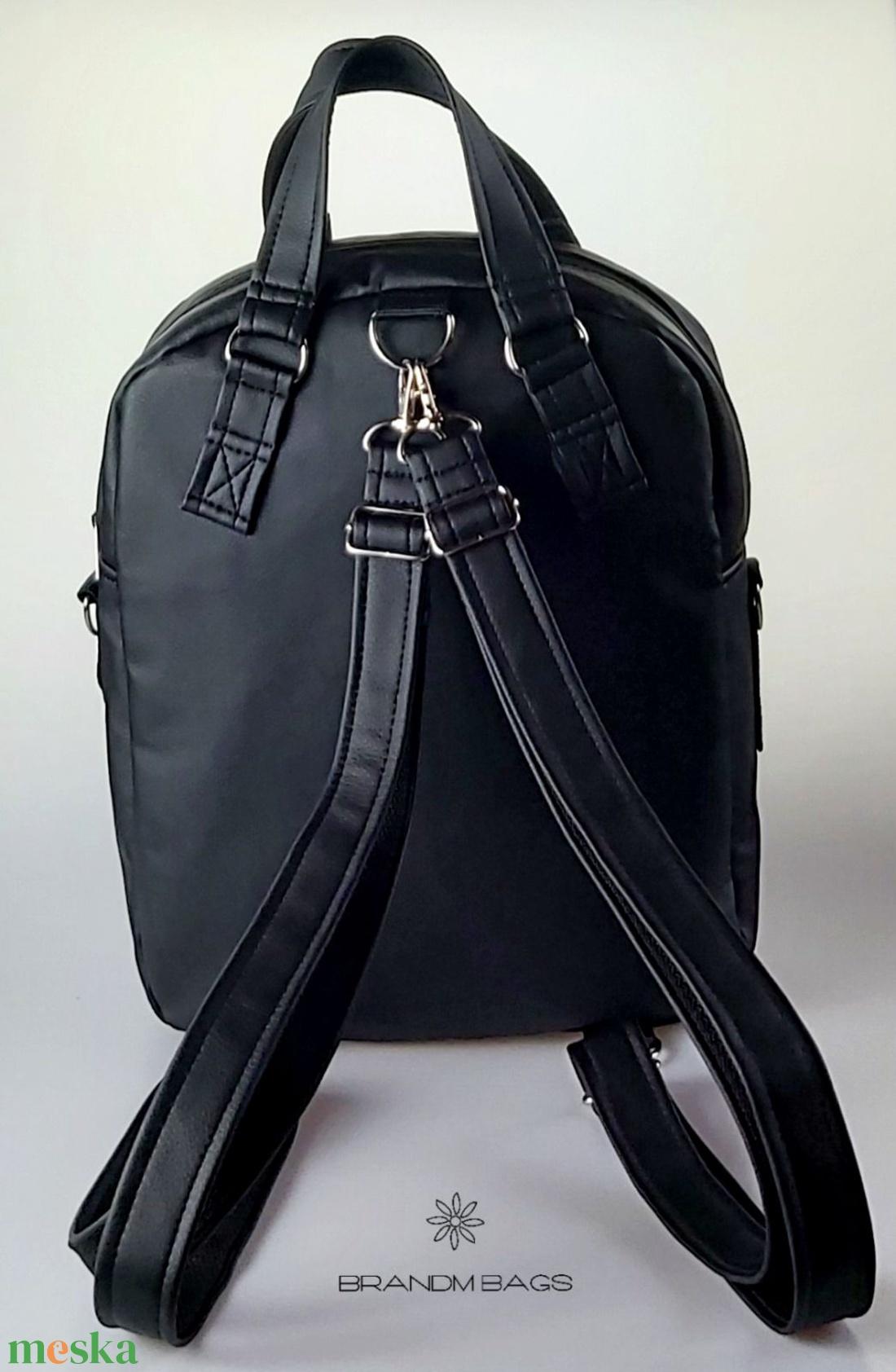 Orientális textilbőr �RITA 4 az 1-ben női táska/hátizsák - táska & tok - variálható táska - Meska.hu