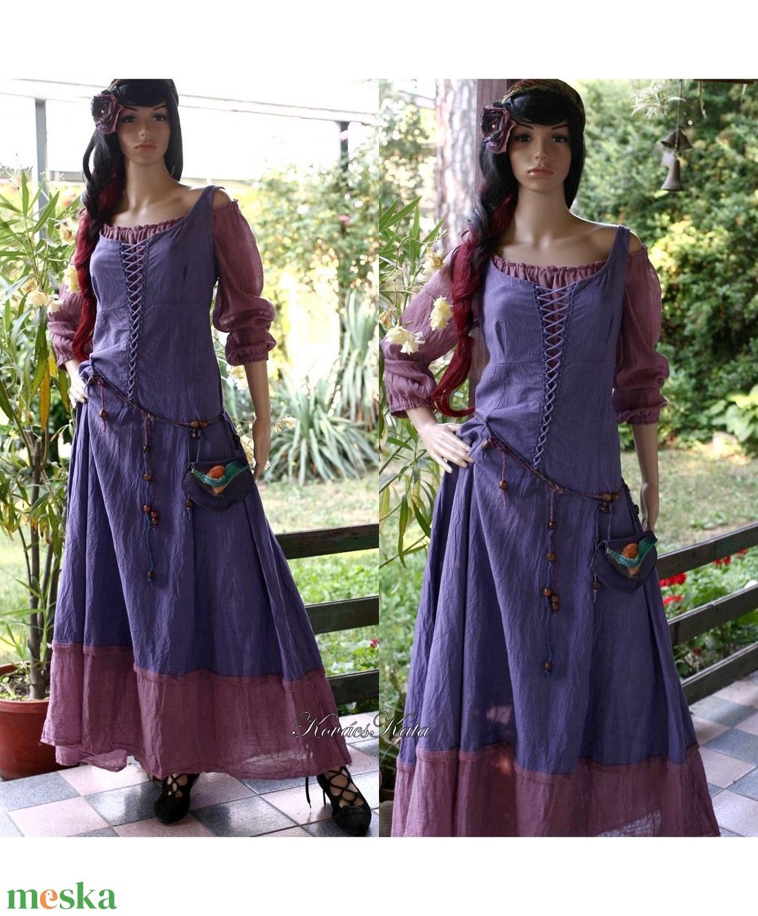 GISELLE - romantikus design-öltözet XL - ruha & divat - női ruha - ruha - Meska.hu