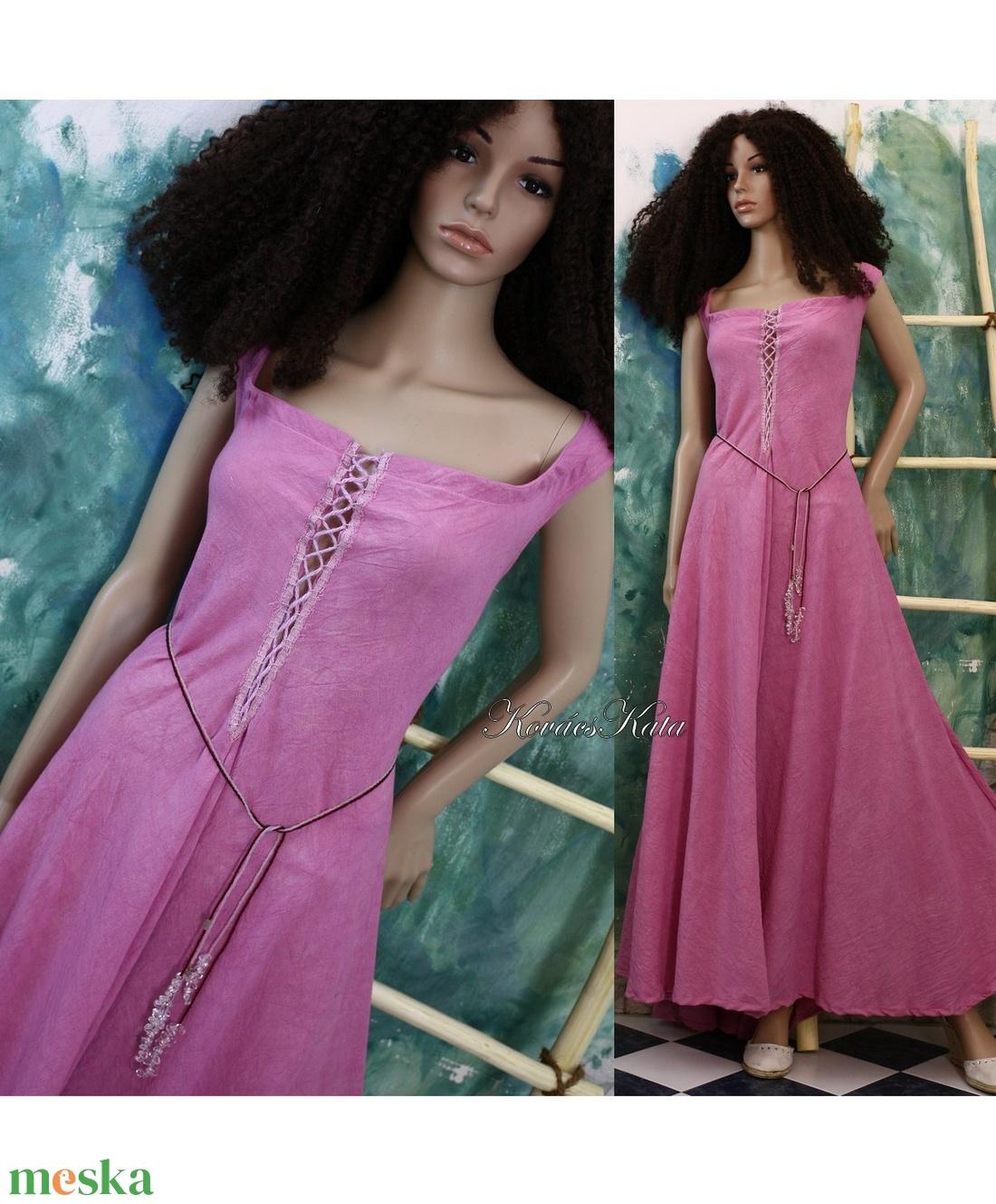 MÁLYVA kirtle - romantikus design-ruha - ruha & divat - női ruha - ruha - Meska.hu