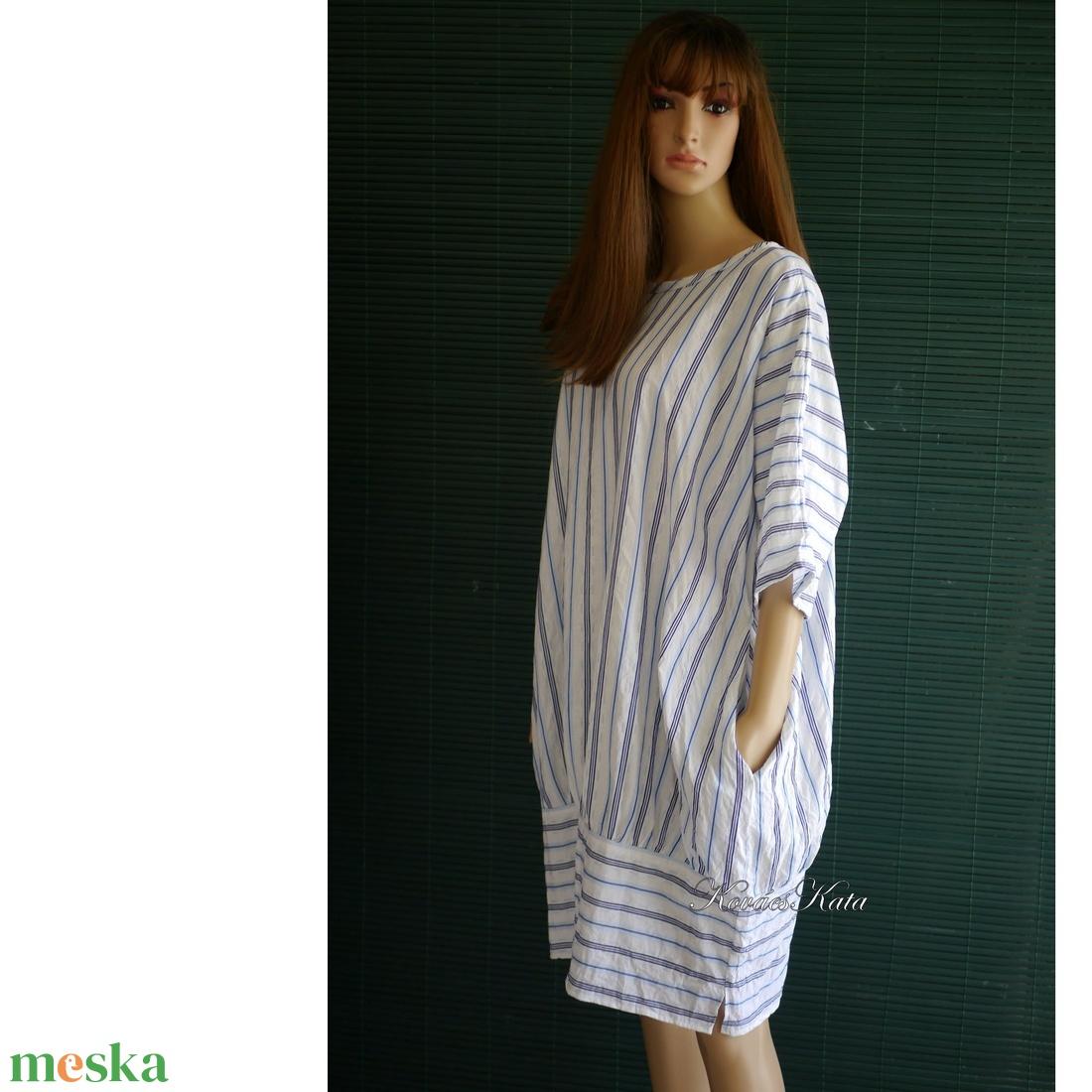 MAYA - puplin kehelyruha - ruha & divat - női ruha - ruha - Meska.hu