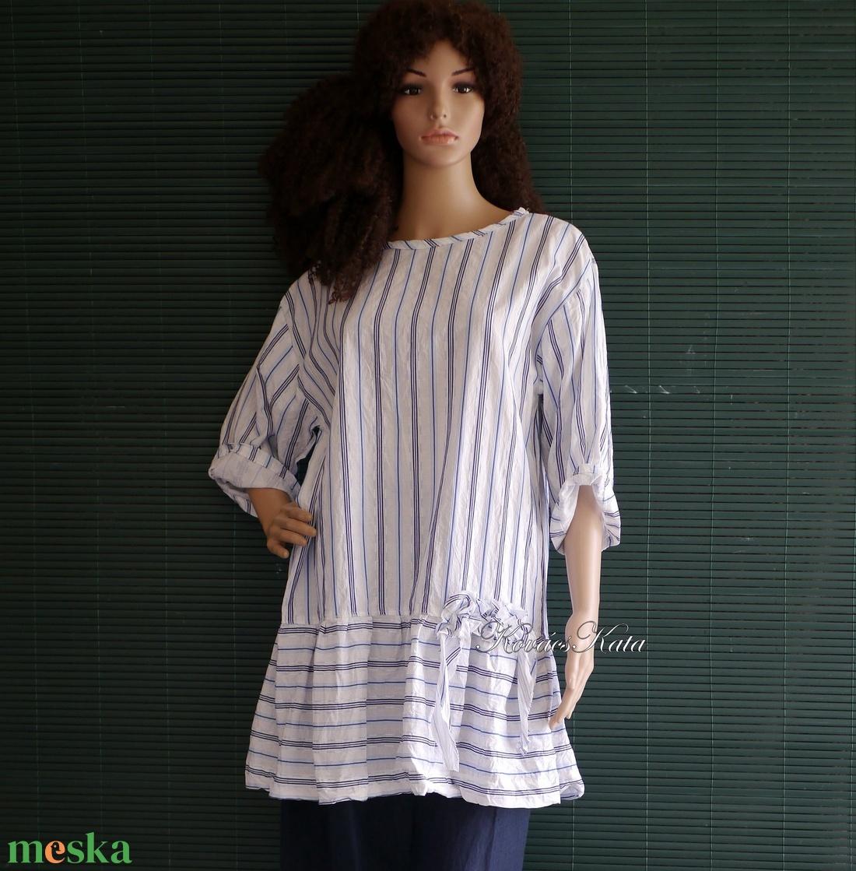 MAYA - romantikus flapper ruha, tunika-ruha - ruha & divat - női ruha - ruha - Meska.hu