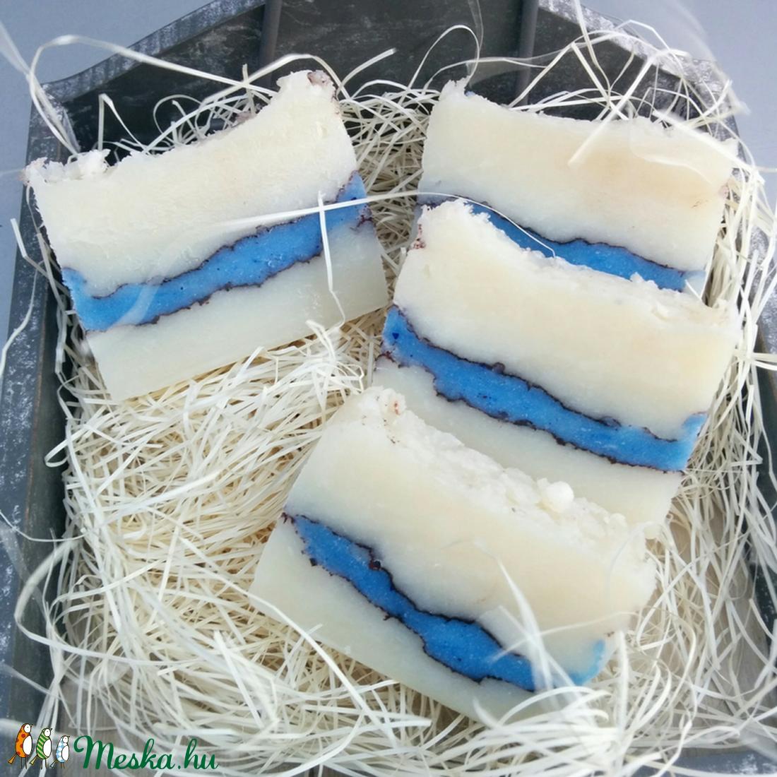 Kézműves szappan csomag - 4 darab tömb szappan (bubbanatur) - Meska.hu