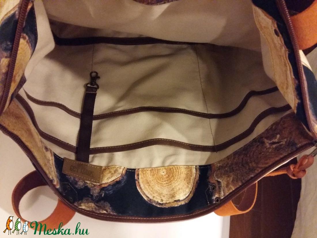 Nagyméretű női táska b34ebbf54c