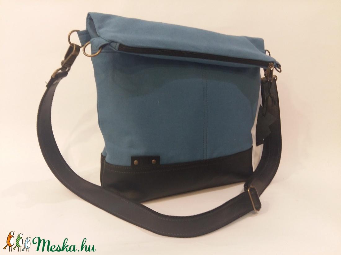 Szilvi rèszèreTáska Unisex Válltáska ipad táska kék vászontáska sötétszürke  állítható hevederrel (BYildi) - Meska.hu 831cb0ea4b
